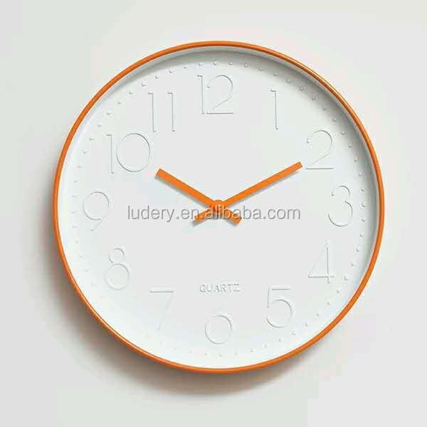 Large promotional kitchen wall clock for sale