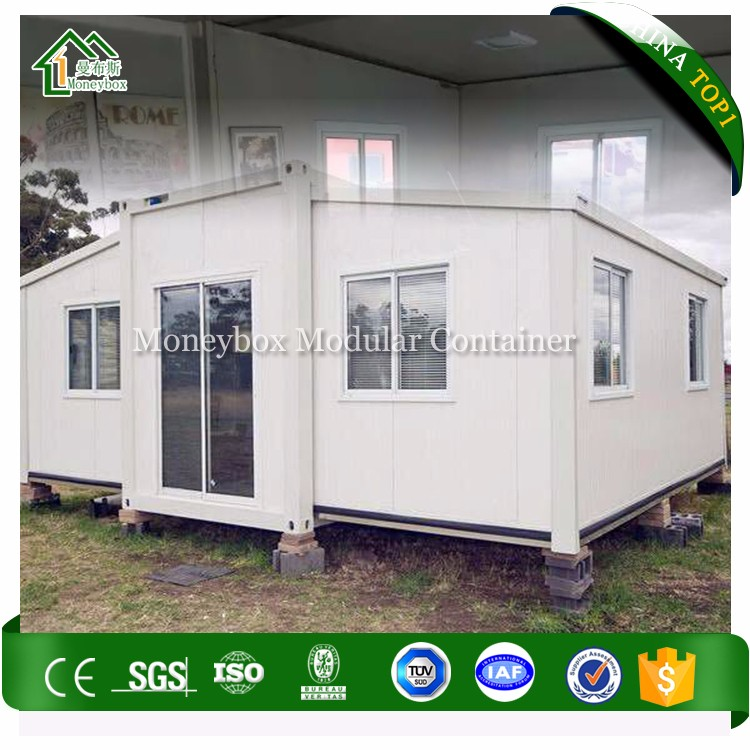 Factory Price Prefabricated Container House,Australia Expandable Container House