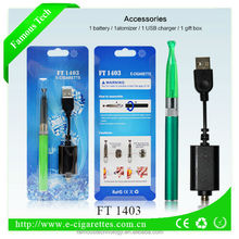 FT-1403 new best rechargeable ecigarette best price You can't miss!