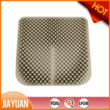 2015 new silicone massage car seat cushion