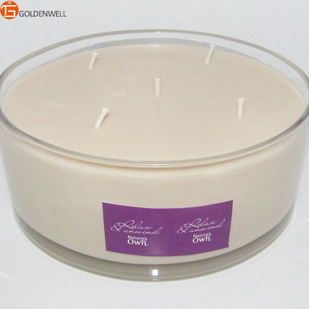 Multi Wick Candles Wedding Decor Multi Wick Candles Large Aromatic Candles For Hotel