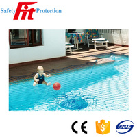Swimming pool cover net / Construction scaffold safety net / safety netting