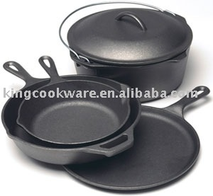 Cast Iron Cookware 3