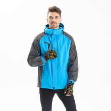 Winter <strong>Sports</strong> <strong>Wear</strong> Warm outdoor Jacket Waterproof Camping Hiking <strong>Wear</strong> With Hood Softshell