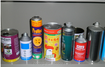 High speed small can making machinery