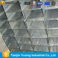 alibaba steel pipe raw material for air conditioners