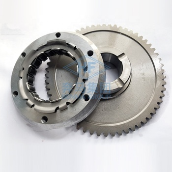 motorcycle starting clutch CG150 TITAN
