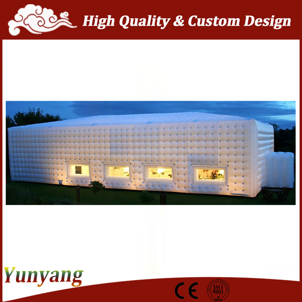 Giant inflatable tent event, party tent, inflatable warehouse tent