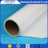 75gsm 50 micron PVC self adhesive cold lamination film for photo