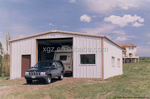 prefab garage/ Warehouse for sale
