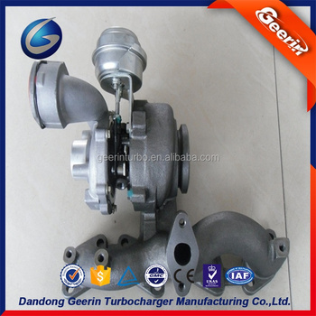 High Quality turbocharger GT1749V 724930 geerin turbocharger BKD / AZV Engine