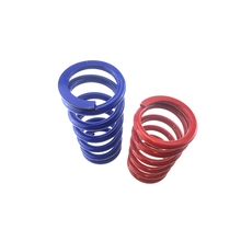High-temperature steel compression spring, large diameter compression spring