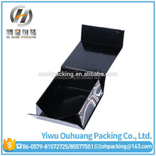 2017 factory Customzied Foldable paper packaging Box