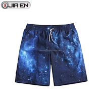 Men sexy 4 way stretch board shorts waterproof pockets swim trunks wholesale