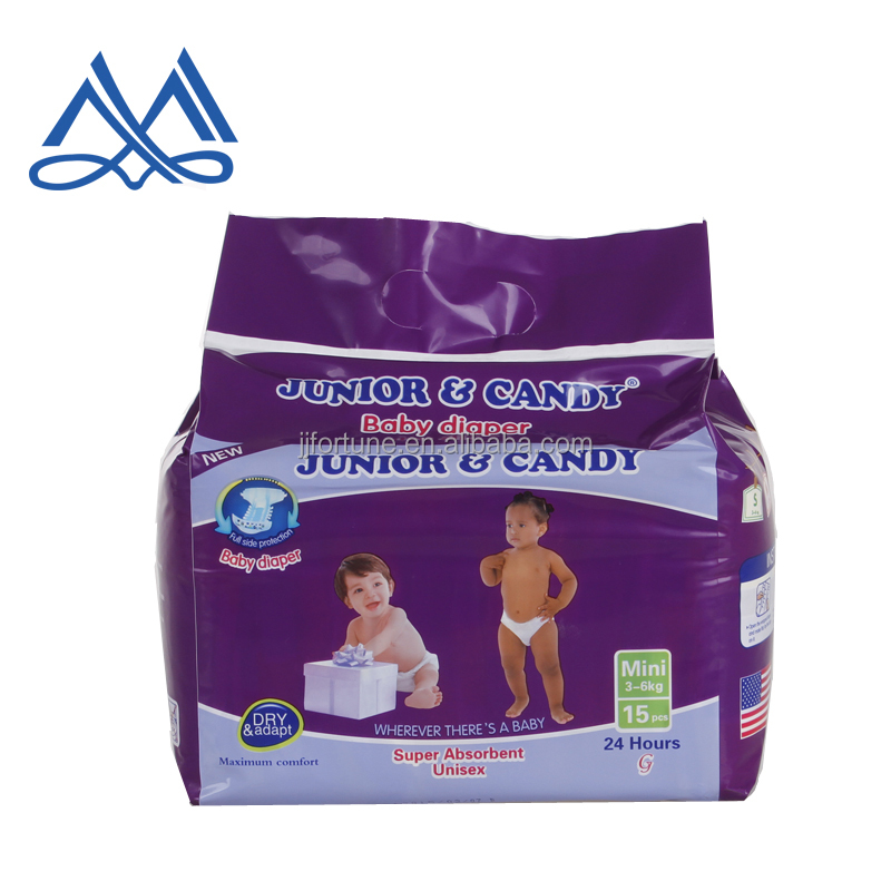 China Wholesale Disposable Adult Baby Diapers Export to Nigeria, Ghana