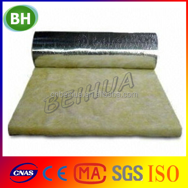 Heat insulation glass wool gas oven insulation