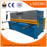 stainless steel cnc v-shearing machine, V piercing machine for cabients doors, Elevator