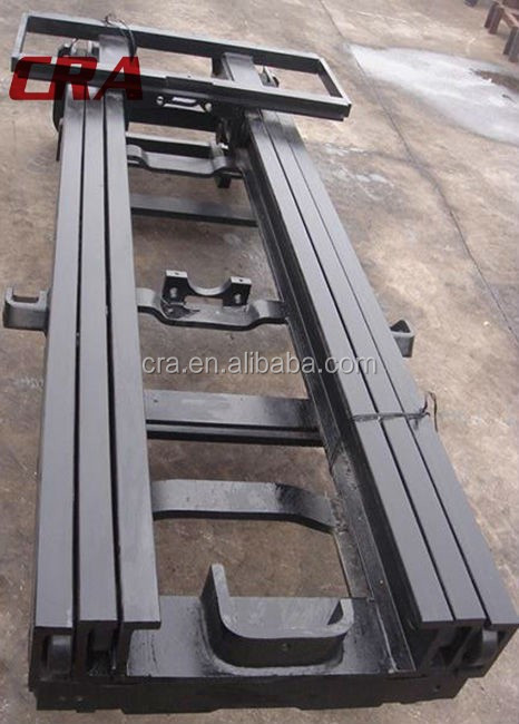 Forklift Mast of Forklift Attachment China Forklift Parts