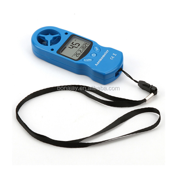 3 in 1 Portable Digital Wind Anemometer