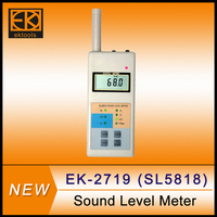 Cheap price digital sound noise level meter