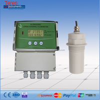 Ultrasonic Sludge Tank Level Meter Gauge, Integrated Ultrasonic Level Meter