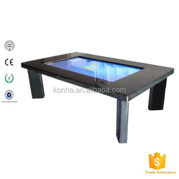 42 Inch Ir Touch Screen Interactive Led Coffee Table Buy Interactive Coffee Table Interactive