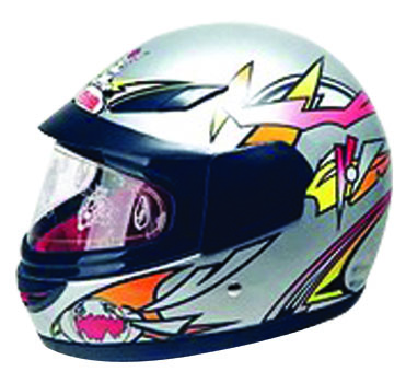 Hot sale motorcycle helmets fashional design for children