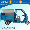 sanitation electric tricycle made in china/electric garbage tricycle widely used