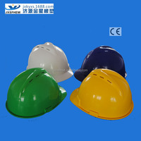 Head protective hard hats with air holes/Industrial safety helmet meet CE EN397 standard