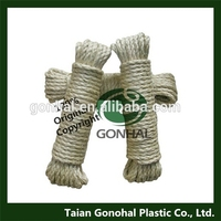 Cheap 3 Strands Sisal Twisted Rope