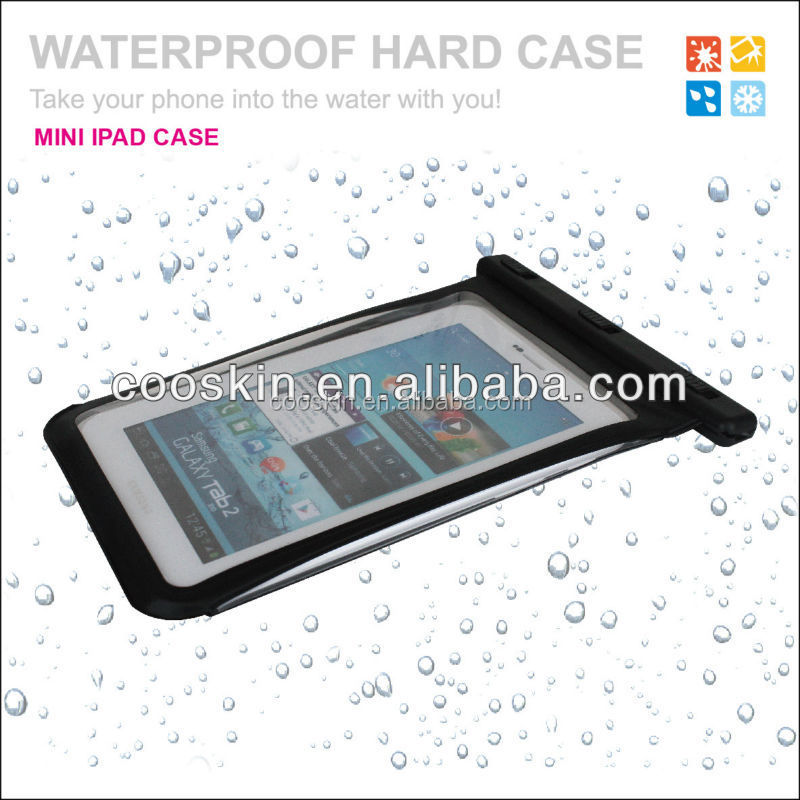 2017 new sring hot sale wholesale price waterproof case for samsung galaxy mega 6.3,suitable for ipad mini2/galaxy note/kindle