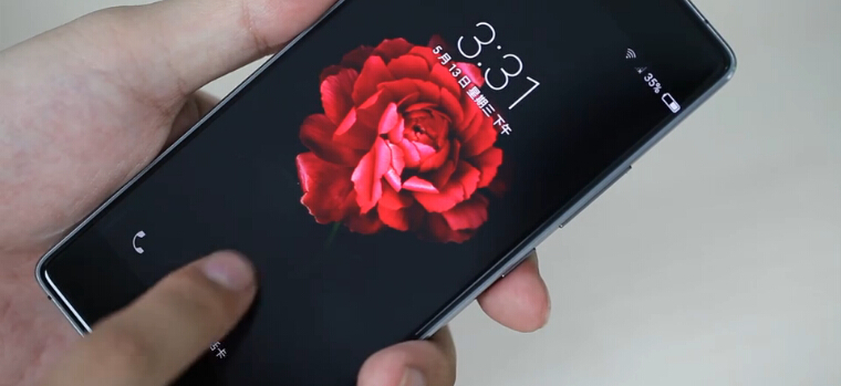 "ZTE Nubia Z9 4GB 64GB ROM LPDDR4 Snapdragan810 Octa Core 5.2"" 1920x1080 Android 5.0 Lollipop 16MP Borderless Mobile Phone"