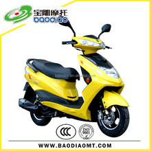 EEc EPA DOT Gas Scooter 80cc Four Stroke Engine Motorcycles China Manufacture Supply