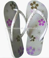 2013 new fashion EVA flip flops