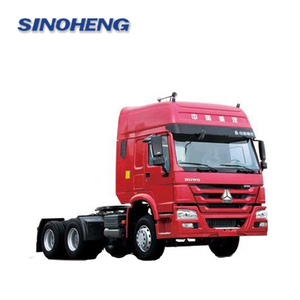 China manufacture heavy duty truck 6x4 howo tractor head