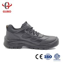PU/PU Injection Outsole Material and Leather Upper Material Sexy Work Shoes