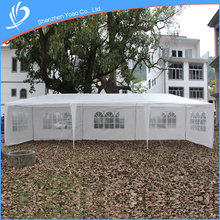 Cheap Guangzhou 3x9 Wedding Marquee Party Tent With 5 Sides For Sale