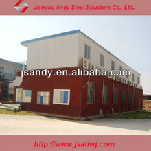 stainless steel construction building
