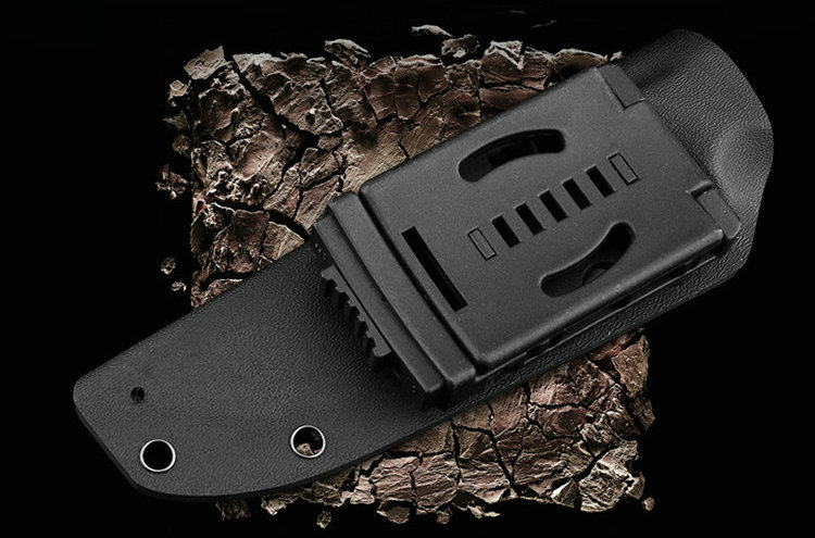 HX Outdoors Alpha Tactical Knife G10 Handle Survival Hunting Tool 9Cr18MOV Steel Knives EDC Tools 9561
