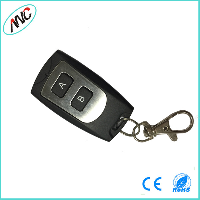 High Quality Wholesale Custom Cheap remote control 433.92mhz rolling code