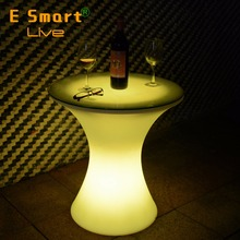 Cool Bar/club/party/wedding/KTV/hotel Nightclub Led Bar Cocktail Table