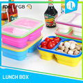 Two compartment great material hot box food container