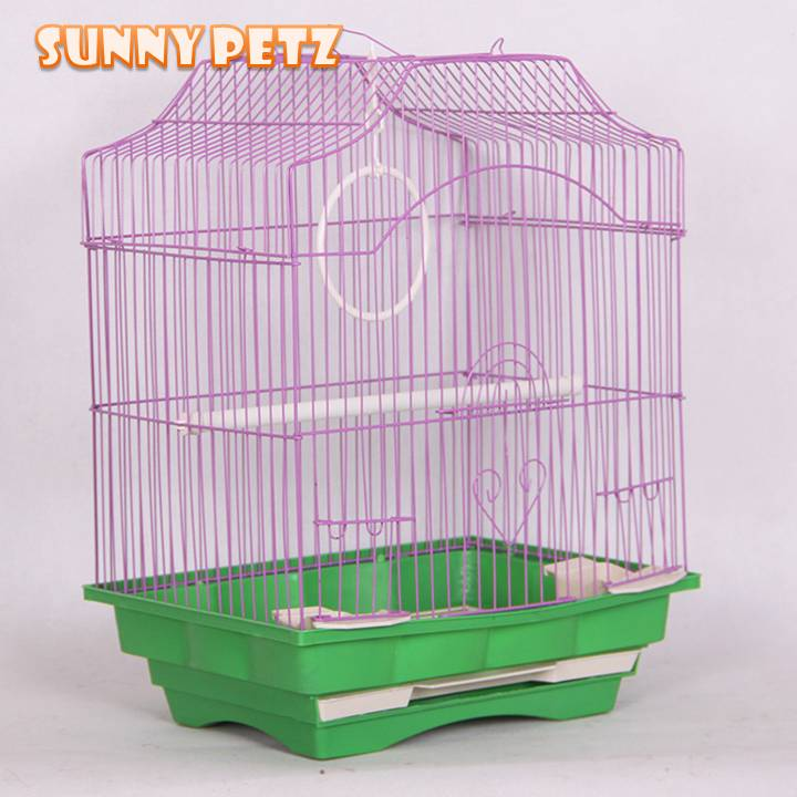 Common Small Bird Cages And Houses For Parrots And Birds