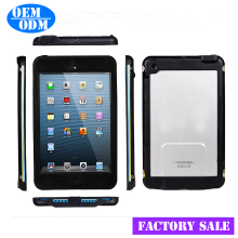 Tempered Glass Dirtproof Shockproof Waterproof Diving Case for iPad Mini