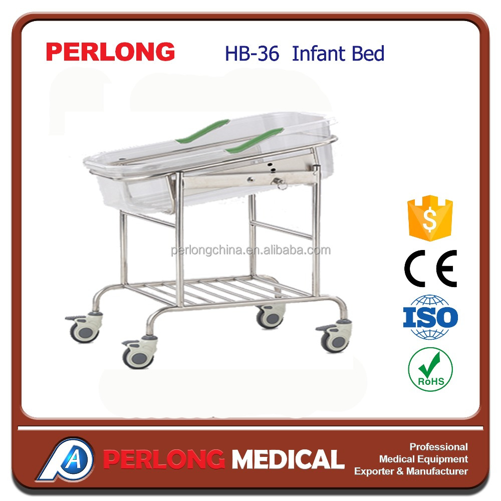 Hot Sale China Hospital Equipment Infant Bed/Infant Bedding(Tiltable)