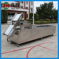Lettuce cabbage spinach celery vegetable washing machine Vegetable high pressure air bubble washer