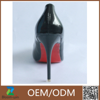 Sexy high heel shoes women dress shoes genuine leather factory