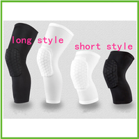 Spandex Basketball Sport Knee Cap / Knee Brace Protect / Anti-collision Knee Protector
