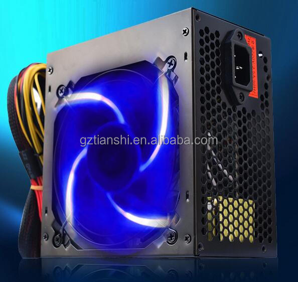 2017 high quality Desktop ATX 500W Switching Power supply for computer case
