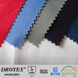 flame retardant fabric for protective workwear